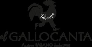 logotipo del gallocanta