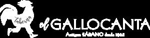logo taberna el gallocanta horizontal